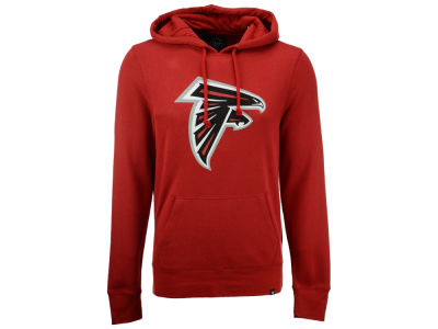 Atlanta Falcons '47 NFL Men's Knockaround Headline Pullover Hoodie