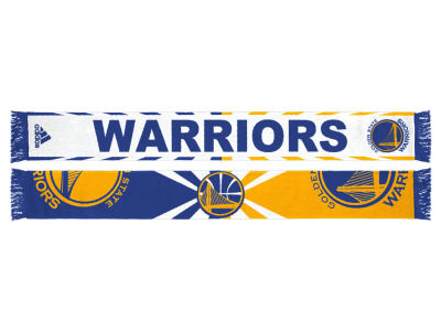 Golden State Warriors Jacquard Wordmark Scarf