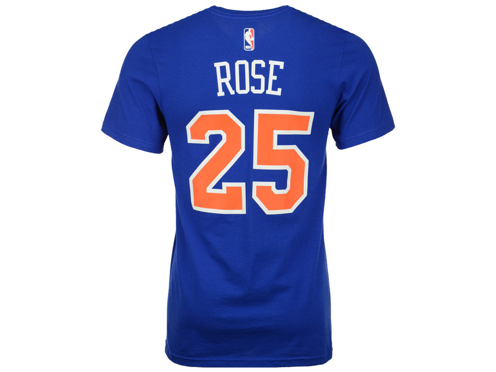 New york knicks derrick rose adidas nba mens player t shirt new york knicks derrick rose adidas nba mens player t shirt voltagebd Choice Image