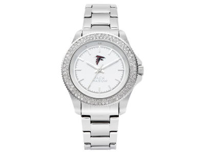 Atlanta Falcons Jack Mason Ladies Glitz Sport Bracelet Watch