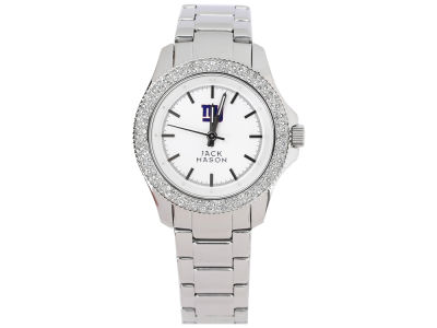 New York Giants Jack Mason Ladies Glitz Sport Bracelet Watch