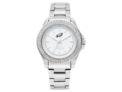 Philadelphia Eagles Jack Mason Ladies Glitz Sport Bracelet Watch