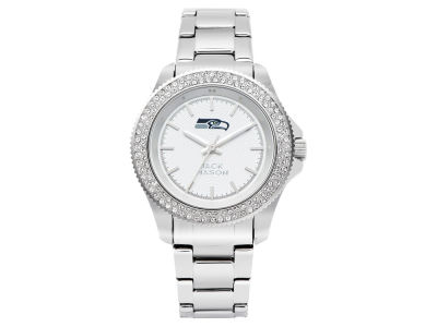 Seattle Seahawks Ladies Glitz Sport Bracelet Watch