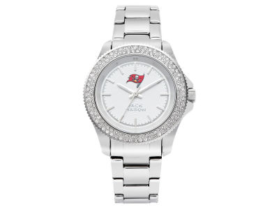 Tampa Bay Buccaneers Ladies Glitz Sport Bracelet Watch