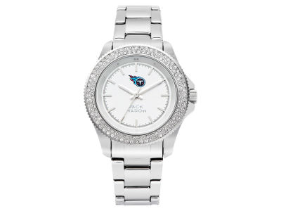 Tennessee Titans Jack Mason Ladies Glitz Sport Bracelet Watch