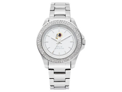 Washington Redskins Jack Mason Ladies Glitz Sport Bracelet Watch