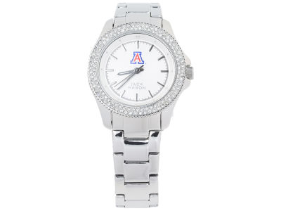 Arizona Wildcats Ladies Glitz Sport Bracelet Watch