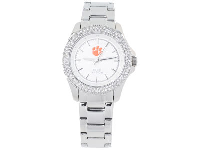 Clemson Tigers Ladies Glitz Sport Bracelet Watch
