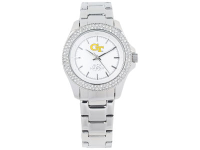 Georgia-Tech Ladies Glitz Sport Bracelet Watch