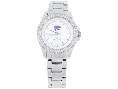 Kansas State Wildcats Jack Mason Ladies Glitz Sport Bracelet Watch
