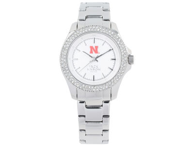 Nebraska Cornhuskers Ladies Glitz Sport Bracelet Watch