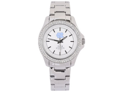 North Carolina Tar Heels Ladies Glitz Sport Bracelet Watch