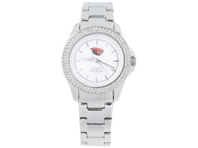 Oregon State Beavers Jack Mason Ladies Glitz Sport Bracelet Watch