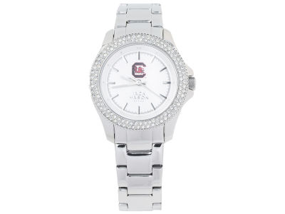 South Carolina Gamecocks Ladies Glitz Sport Bracelet Watch