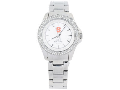 Syracuse Orange Jack Mason Ladies Glitz Sport Bracelet Watch
