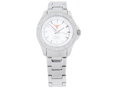 Texas Longhorns Ladies Glitz Sport Bracelet Watch
