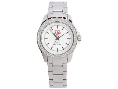 Texas A&M Aggies Jack Mason Ladies Glitz Sport Bracelet Watch