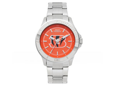 Cincinnati Bengals Jack Mason Ladies Color Sport Bracelet Watch