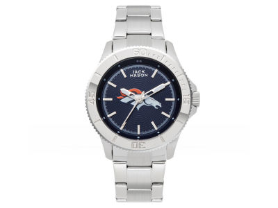 Denver Broncos Jack Mason Ladies Color Sport Bracelet Watch