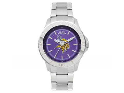 Minnesota Vikings Jack Mason Ladies Color Sport Bracelet Watch