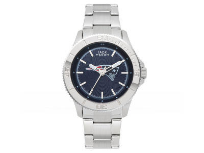 New England Patriots Ladies Color Sport Bracelet Watch