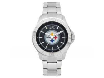Pittsburgh Steelers Jack Mason Ladies Color Sport Bracelet Watch