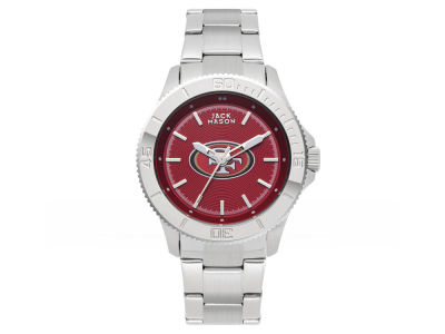 San Francisco 49ers Jack Mason Ladies Color Sport Bracelet Watch