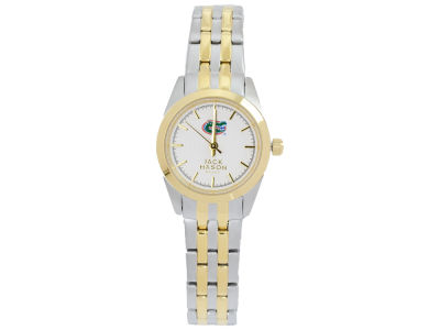 Florida Gators Jack Mason Two Tone Ladies Watch