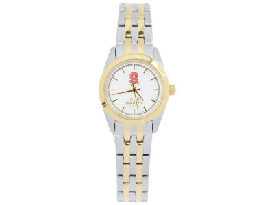 Syracuse Orange Jack Mason Two Tone Ladies Watch