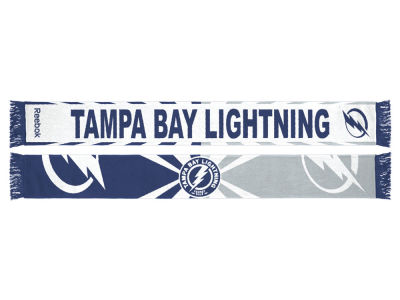 Tampa Bay Lightning Jacquard Wordmark Scarf