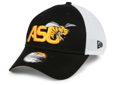 Alabama State Hornets New Era NCAA Neo 39THIRTY Cap