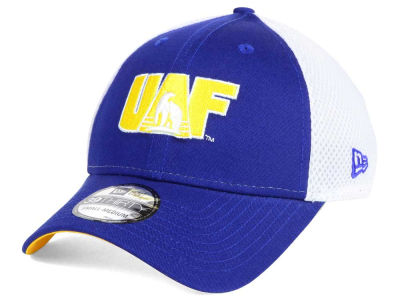 Alaska Fairbanks Nanooks New Era NCAA Neo 39THIRTY Cap