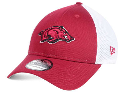 Arkansas Razorbacks New Era NCAA Neo 39THIRTY Cap