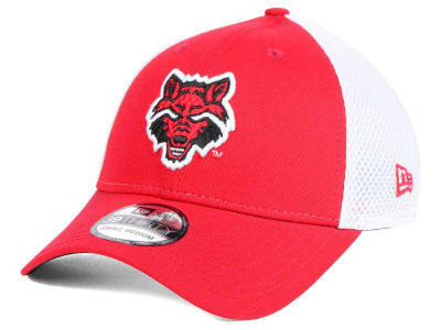 Arkansas State Red Wolves New Era NCAA Neo 39THIRTY Cap