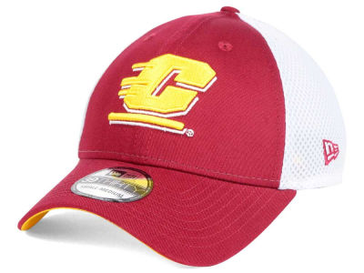 Central Michigan Chippewas New Era NCAA Neo 39THIRTY Cap