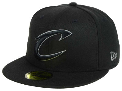 Cleveland Cavaliers New Era NBA Black Graph 59FIFTY Cap
