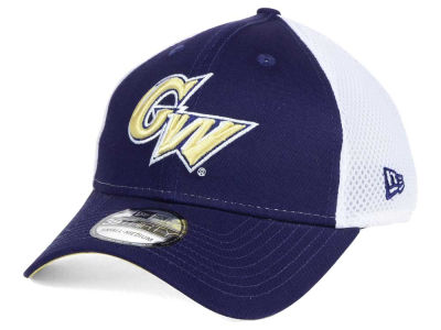 George Washington Colonials New Era NCAA Neo 39THIRTY Cap