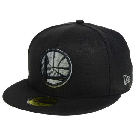 Golden State Warriors New Era NBA Black Graph 59FIFTY Cap