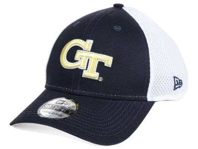 Georgia-Tech New Era NCAA Neo 39THIRTY Cap