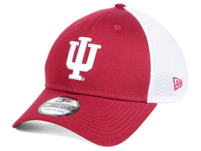 Indiana Hoosiers New Era NCAA Neo 39THIRTY Cap