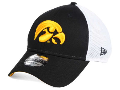 Iowa Hawkeyes New Era NCAA Neo 39THIRTY Cap