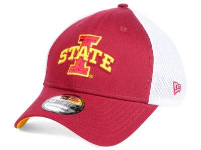 Iowa State Cyclones New Era NCAA Neo 39THIRTY Cap
