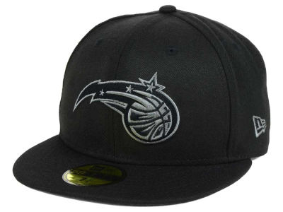Orlando Magic New Era NBA Black Graph 59FIFTY Cap
