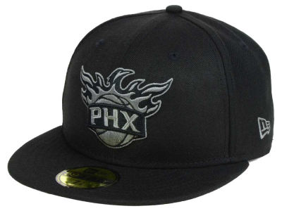 Phoenix Suns New Era NBA Black Graph 59FIFTY Cap
