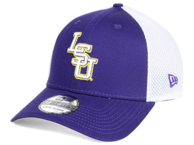 LSU Tigers New Era NCAA Neo 39THIRTY Cap