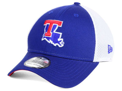 Louisiana Tech Bulldogs New Era NCAA Neo 39THIRTY Cap
