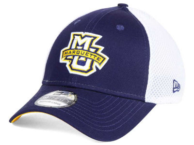 Marquette Golden Eagles New Era NCAA Neo 39THIRTY Cap
