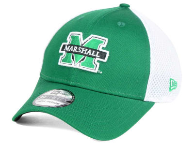 Marshall Thundering Herd New Era NCAA Neo 39THIRTY Cap