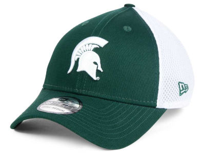 Michigan State Spartans New Era NCAA Neo 39THIRTY Cap