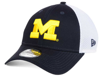 Michigan Wolverines New Era NCAA Neo 39THIRTY Cap